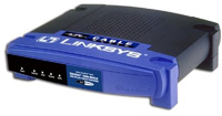 Linksys BEFCMU10 Version: 3 Cable Modem