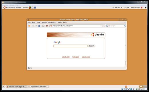 Add Mac OS X Aqua theme to Ubuntu Linux and enjoy - FoxCNS